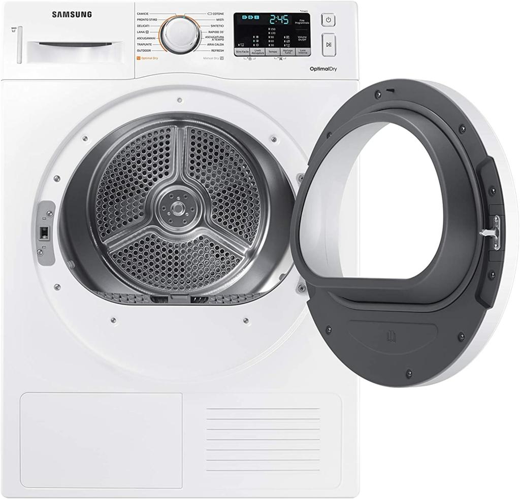 Samsung DV80M5010KW Asciugatrice